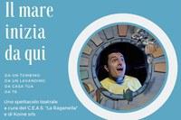 Il mare inizia da qui, spettacolo teatrale promosso dal Ceas La Raganella