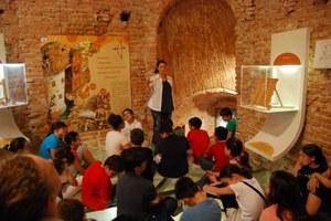 Rocca di Riolo, le iniziative didattiche per le scuole