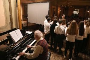 Musica a scuola -  Studenti
