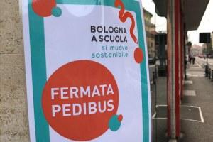 Mobilità sostenibile scolastica, ripartono i Pedibus a Bologna