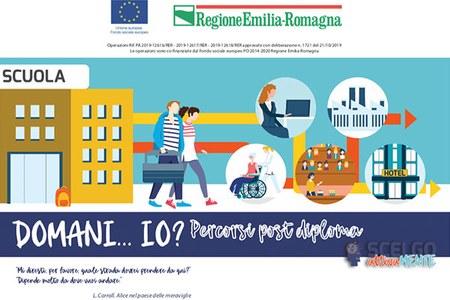 DOMANI... IO? Percorsi post diploma a Rimini