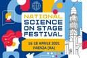 Festival nazionale di Science on Stage, inaugurazione online il 16 aprile