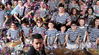 800 giovani musicisti alla Settimana della Cultura