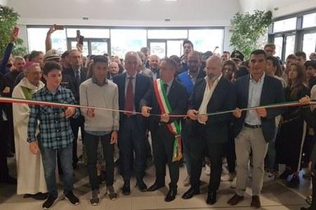"""Giornate """"di scuole"""" per il presidente Bonaccini: all'istituto professionale """"S. Solari"""" di Fidenza (Pr) e alla primaria """"G. Pascoli"""" di Poviglio (Re)"""