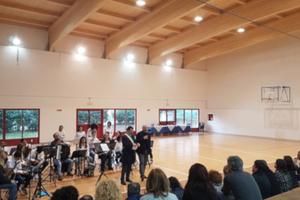 Edilizia scolastica: taglio del nastro alle scuole di Pietracuta di San Leo (RN)