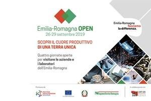 Emilia-Romagna Open, alla scoperta delle imprese e dei laboratori della regione