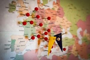 Viaggi attraverso l'Europa