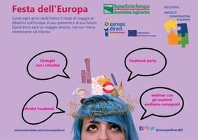 Festa dell'Europa: le iniziative online organizzate da Europe Direct ER per le scuole