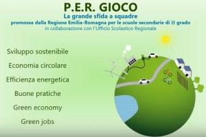 P.E.R. gioco, c'è tempo fino al 30 novembre per partecipare alla sfida online sulla sostenibilità