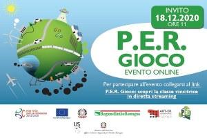 P.E.R. Gioco, sfida conclusiva e premiazione del torneo online per le scuole superiori