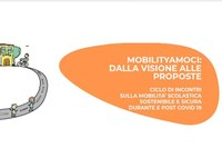 """""""Mobilityamoci: dalla visione alle proposte"""", conferenze online sulla mobilità scolastica sostenibile e sicura"""