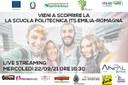 Open Day ITS, la scuola politecnica Emilia-Romagna presenta i corsi 2021/2023