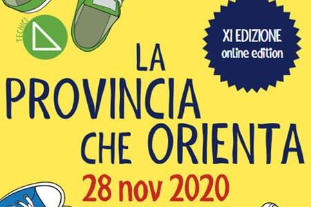 La Provincia che orienta - online edition  a Reggio Emilia