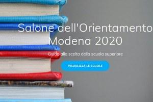 Salone Orientamento 2020 a Modena