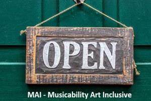 """""""Praticar-arte""""- seminario su abilità musicali inclusive"""