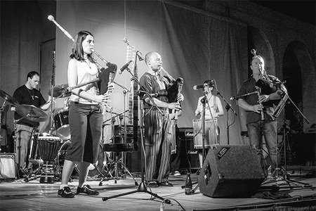Solaris di Argenta, progetti e percorsi all'insegna della musica