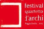 Festival Quartetto d'Archi Reggio Emilia