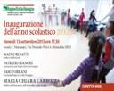 Inaugurazione dell'anno scolastico 2013-2014