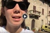 OltrApe 2020, day 20 - Castell'Arquato