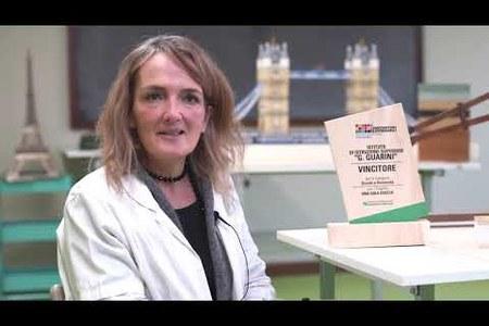 """""""Una sola goccia"""" vince il Premio Innovatori Responsabili 2020"""